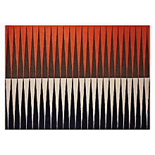 Buy Margo Selby Blaze Rug, Orange Online at johnlewis.com