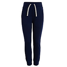 Buy John Lewis Boy Joggers, Navy Online at johnlewis.com