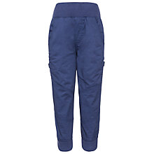 Buy John Lewis Boy Skater Trousers, Navy Online at johnlewis.com