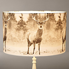 Buy John Lewis Photographic Deer Shade Online at johnlewis.com
