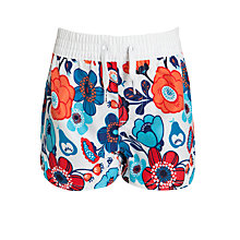 Buy Animal Girls' Flynn Board Shorts, Multi Online at johnlewis.com
