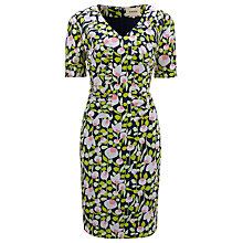 Buy Havren Field Flower Print Tea Dress, Multi Online at johnlewis.com