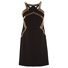 Buy Coast Wixson Dress, Black Online at johnlewis.com