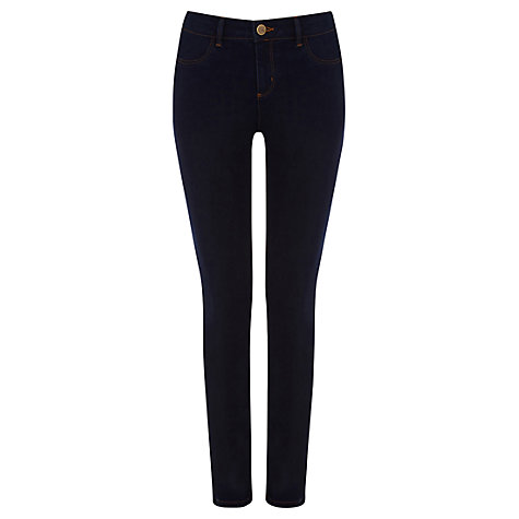Buy Oasis Jade Crop Jeans, Denim Online at johnlewis.com
