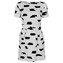 Buy French Connection Summer Bark Print Dress Online at johnlewis.com