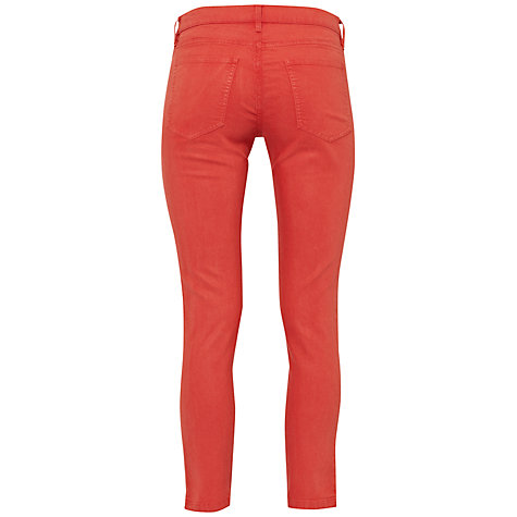 Buy French Connection Summer Leggy Zip Jeans Online at johnlewis.com