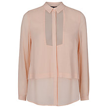 Buy French Connection Smoke Whisper Oversized Shirt Online at johnlewis.com