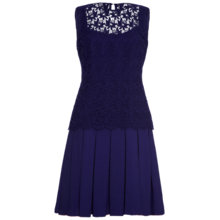 Buy Damsel in a dress Positano Dress, Blue Online at johnlewis.com
