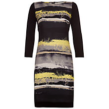 Buy Damsel in a dress Floris Print Dress, Yellow Online at johnlewis.com