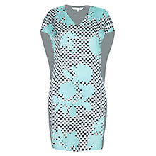 Buy Damsel in a dress Genoa Print Dress, Mint Online at johnlewis.com