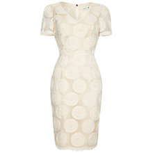 Buy Damsel in a Dress Sea Daisy Lace Dress, Cream Online at johnlewis.com