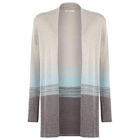 Buy Windsmoor Ombre Cardigan, Biscuit Online at johnlewis.com