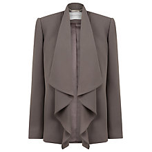Buy Windsmoor Waterfall Jacket, Espresso Online at johnlewis.com