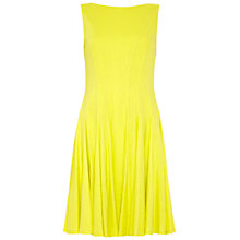 Buy Damsel in a dress Lucia Dress, Yellow Online at johnlewis.com
