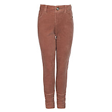 Buy John Lewis Girl Uncut Corduroy Trousers Online at johnlewis.com