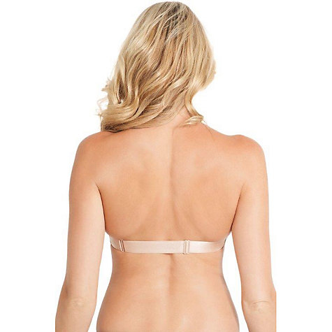 Buy Fashion Forms No Slip Strapless Bra Online at johnlewis.com