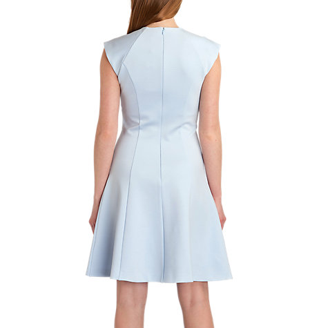 Buy Ted Baker Claudie Dress, Pale Blue Online at johnlewis.com