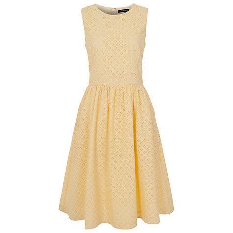 Buy French Connection Sunflower Sun Dress, Beach Club Online at johnlewis.com