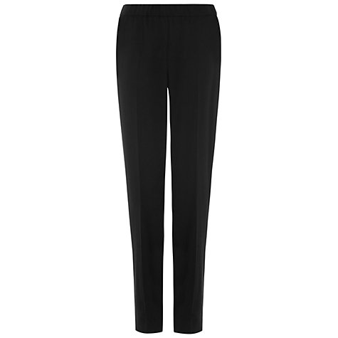 Buy NW3 By Hobbs Voyager Trousers, Black Online at johnlewis.com