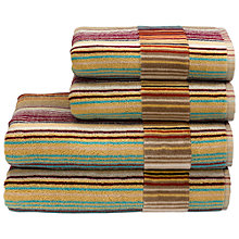 Buy Christy Supreme Striped Towels Online at johnlewis.com