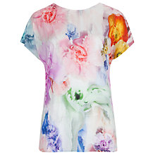 Buy Ted Baker Suhle Sugar Top, Pale Green Online at johnlewis.com