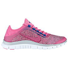 Buy Nike Women's Free 3.0 Running Shoes Online at johnlewis.com