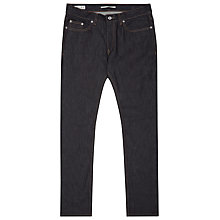 Buy Reiss Jay Slim Denim Jeans, Navy Online at johnlewis.com