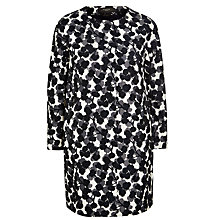 Buy Weekend by MaxMara Affine Coat, Midnight Blue Print Online at johnlewis.com