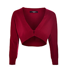 Buy Weekend by MaxMara Fiorina Cardigan, Merlot Online at johnlewis.com