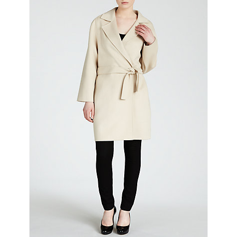 Buy Weekend by MaxMara Giselda Coat, Beige Online at johnlewis.com