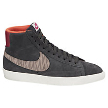 Buy Nike Women's Blazer Mid Suede Trainers Online at johnlewis.com