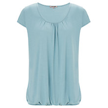 Buy Jigsaw Rayon Jersey Cap Sleeve Top Online at johnlewis.com