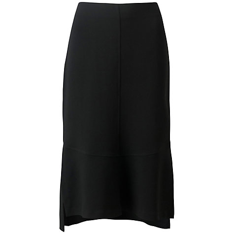 Buy Closet Split Side Pencil Skirt, Black Online at johnlewis.com