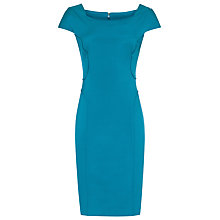 Buy Reiss Bodycon Denny Dress, Turkish Blue Online at johnlewis.com