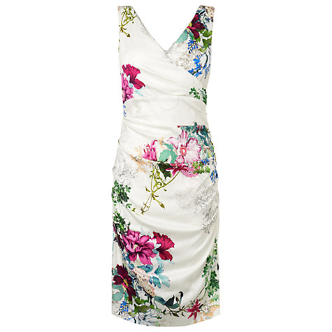 Buy Phase Eight Marianne Dress, White Online at johnlewis.com