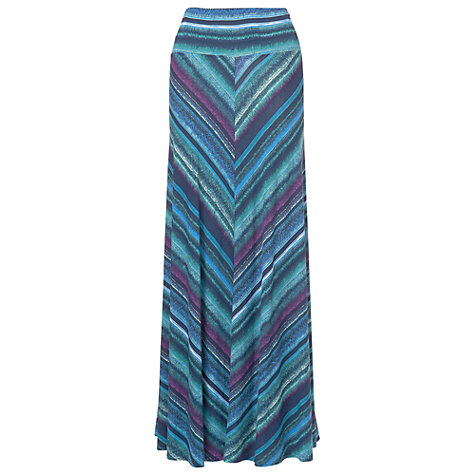 Buy Phase Eight Shantel Maxi Skirt, Multi Online at johnlewis.com