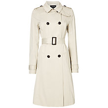 Buy Jaeger Classic Belt Mac Jacket Online at johnlewis.com