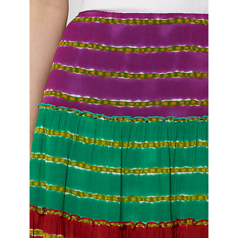 Buy Lauren by Ralph Lauren Moriah Skirt, Multi Online at johnlewis.com