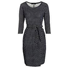 Buy Weekend by MaxMara Brama Jersey Dress, Ultramarine Online at johnlewis.com