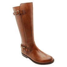 Buy Start-rite Childrens' Gallop Boots, Tan Online at johnlewis.com