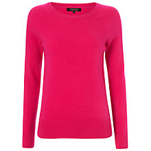 Buy Jaeger Crew Knit Jumper Online at johnlewis.com