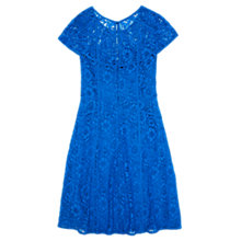 Buy Fenn Wright Manson April Lace Dress, Colbalt Online at johnlewis.com