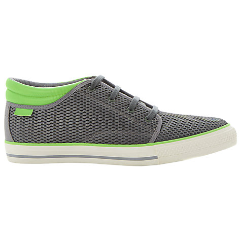 Buy Dune San Diego Trainers, Grey Online at johnlewis.com