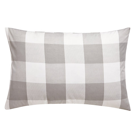 Buy John Lewis Rugby Stripe and Check Duvet Cover and Pillowcase Sets, Pack of 2 Online at johnlewis.com