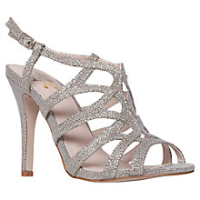 Buy Miss KG Gertrude Sandals, Gold Combo Online at johnlewis.com