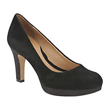Buy Clarks Ankia Kendra Court Shoes Online at johnlewis.com