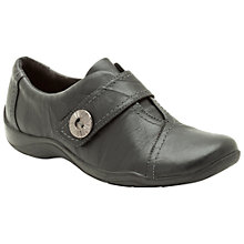 Buy Clarks Kelita Betty Loafers, Black Online at johnlewis.com
