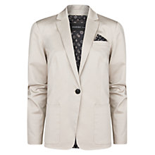 Buy Mango Pocket Square Blazer Online at johnlewis.com