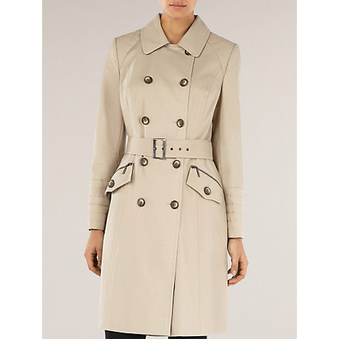 Buy Planet Trench Coat Online at johnlewis.com