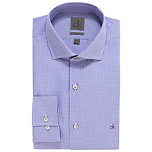 Buy CK Calvin Klein Mini Gingham Check Long Sleeve Shirt Online at johnlewis.com
